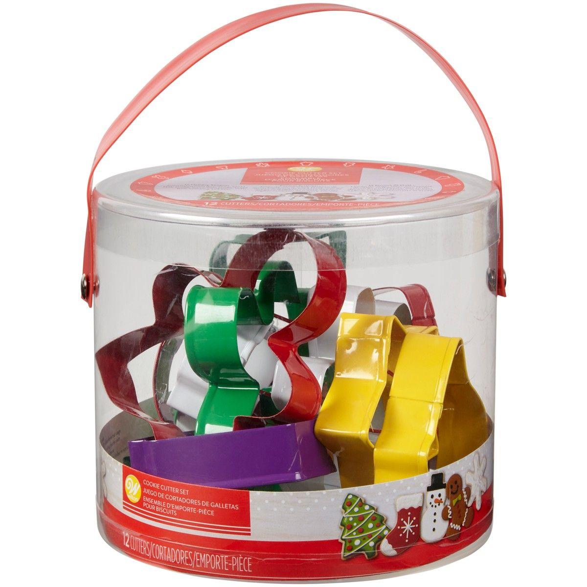 Cortadores Coloridos Natal,pk/12