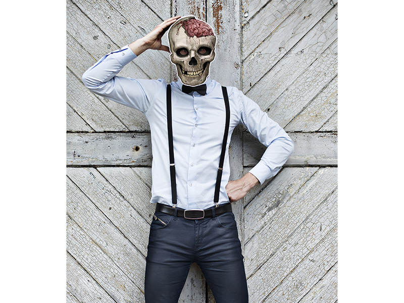Mascara Skull