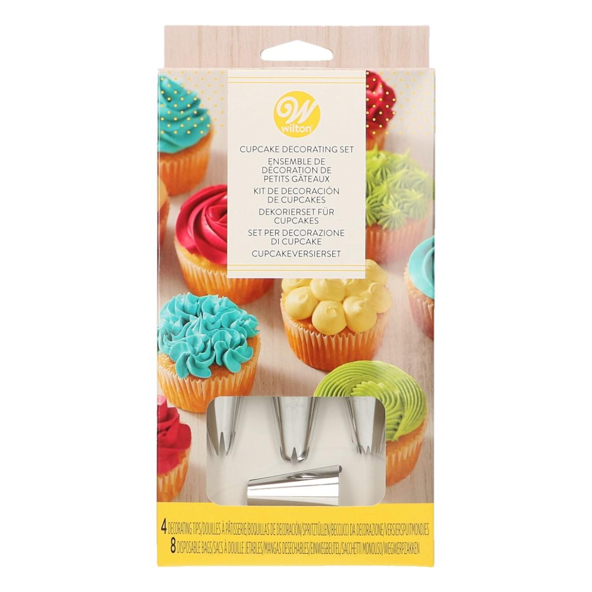 Kit decoração Cupcakes,pk/12