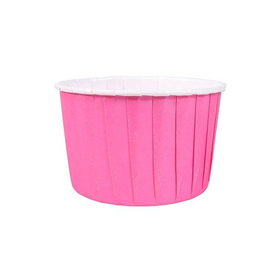 Formas CupCake Baking Hot Pink pk/24