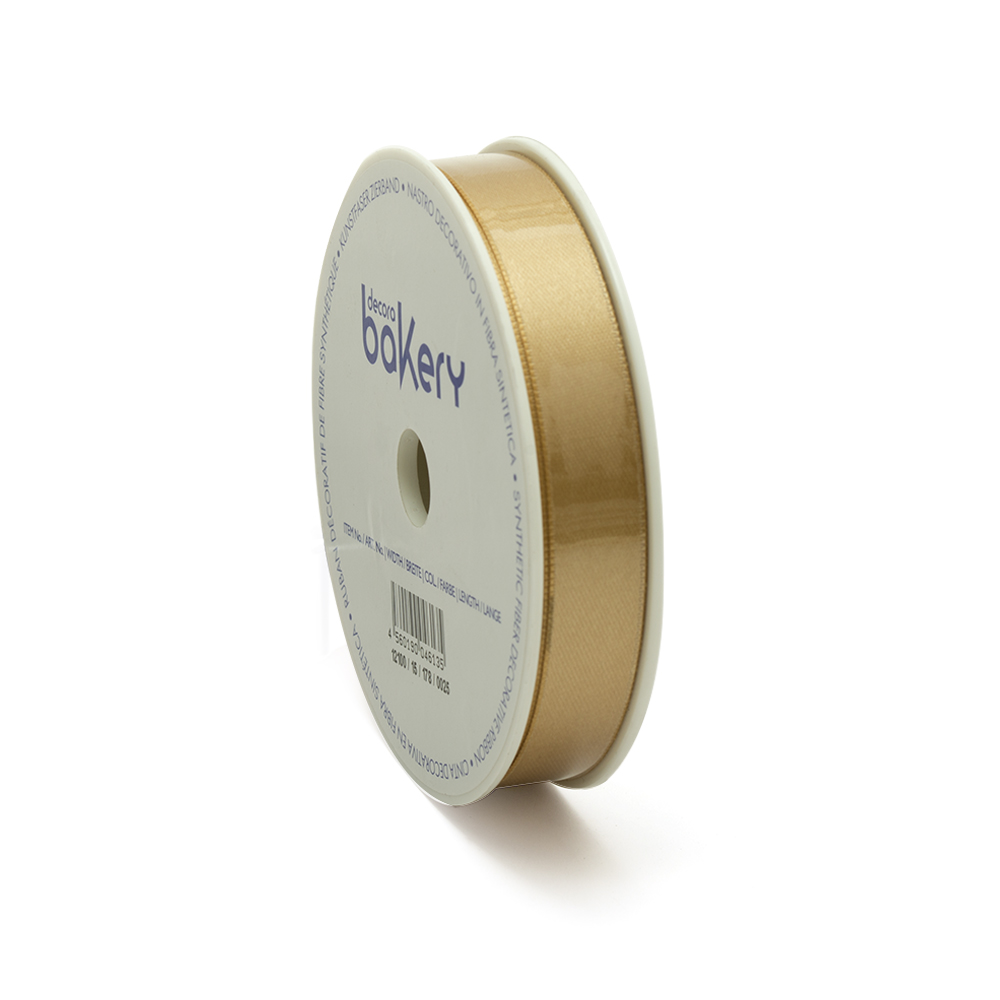 Fita Dourada 15mm - metro