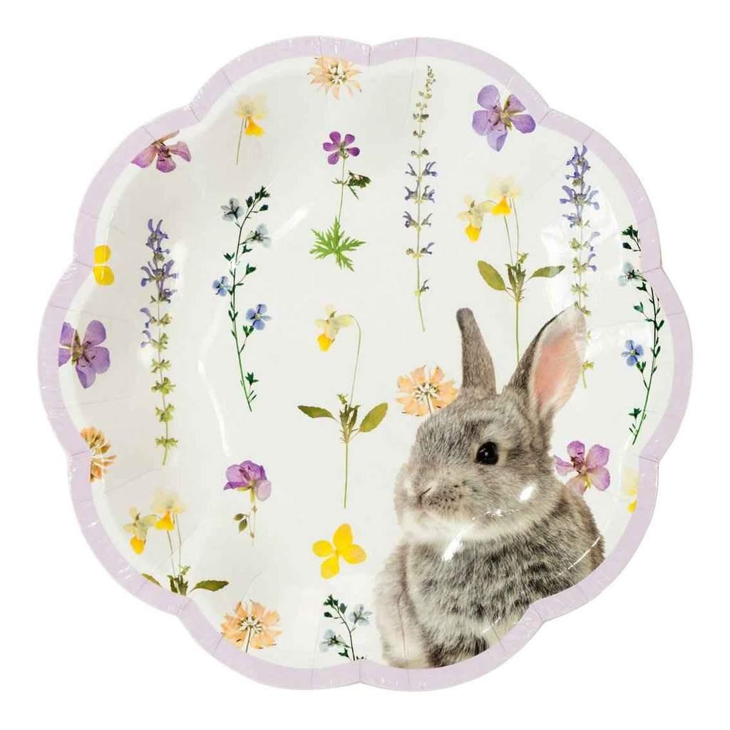 Pratos Truly Bunny,pk/12