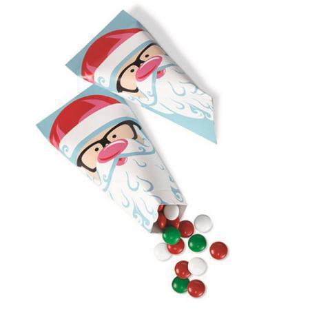 Sacos Papel Sweet Holiday Sharing, pk/20