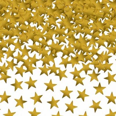 Confetti Stars Golg,30gr