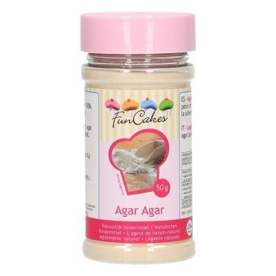 Goma Agar Agar, 50gr