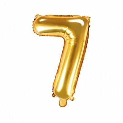 Balão 35cm  7 - Dourado