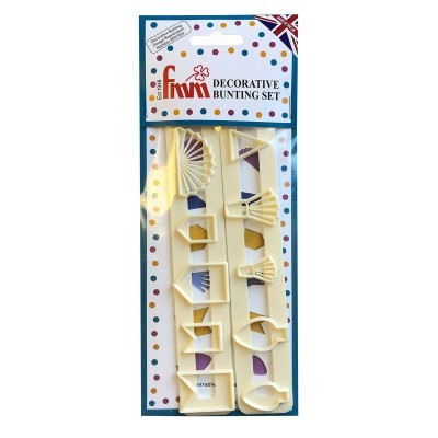 Cortador Decorativo Multi Bunting