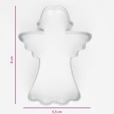 Cortador Anjo 8 cm