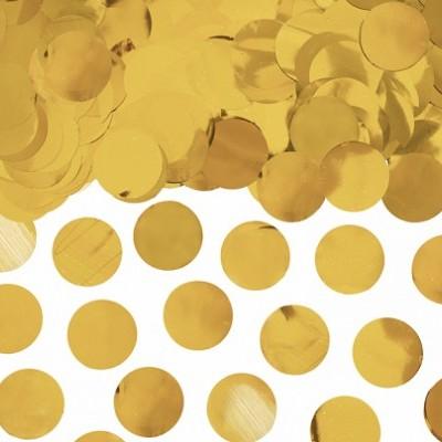 Confetti Circulos 15gr - Gold
