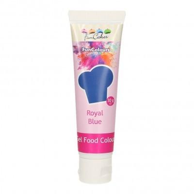 Corante Concentrado Gel - Royal Blue 30gr