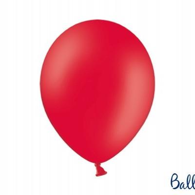 Balões 30cm Vermelhos,pk/10