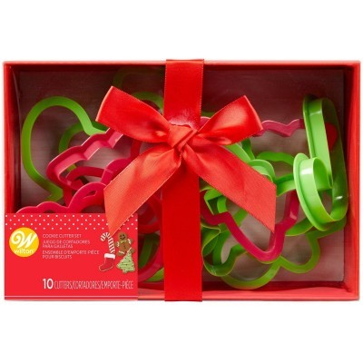Cortadores Plastico Natal, set/10