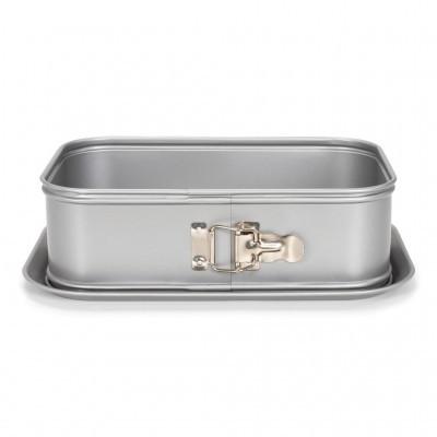 Forma SpringForm Silver-top 28x18cm