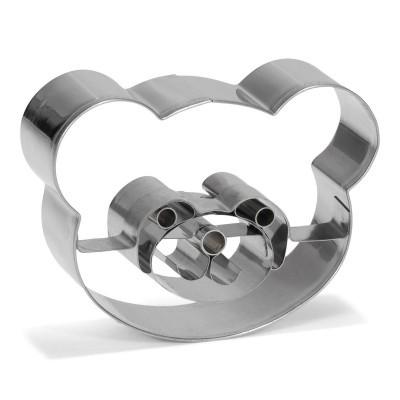 Cortador Panda 8cm