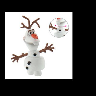 Topo Bolo Frozen - Olaf
