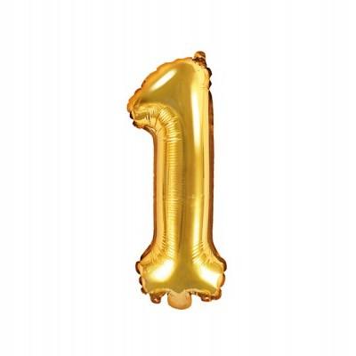 Balão 35cm  1 - Dourado