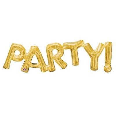 Balão Frase Party