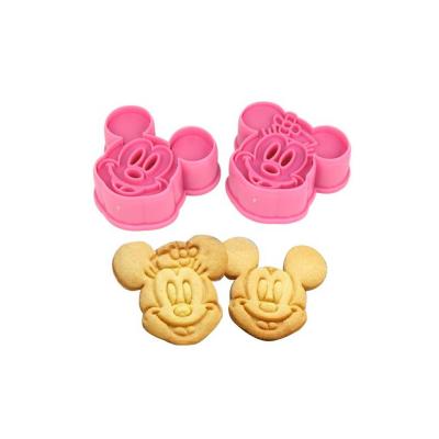 Cortador Marcador Minnie & Mickey