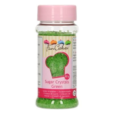 Açucar Colorido Verde 80gr