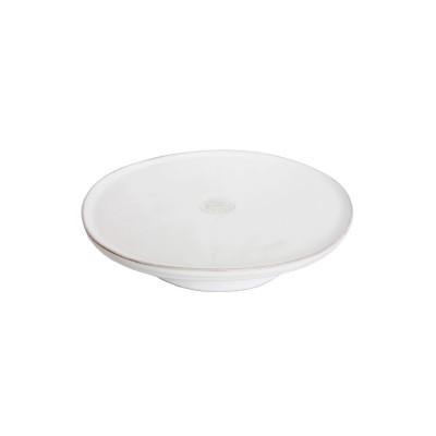 Prato Bolo Branco , 26cm