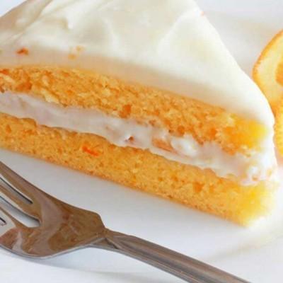 Mistura Cake Laranja, 500gr
