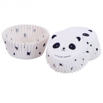 Formas CupCake Panda,pk/50