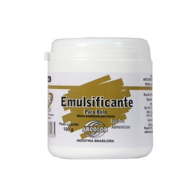 Emulsificante,100gr