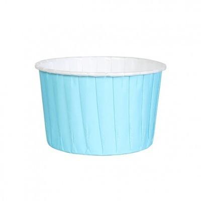 Formas Baking Cup Azul, pk/24