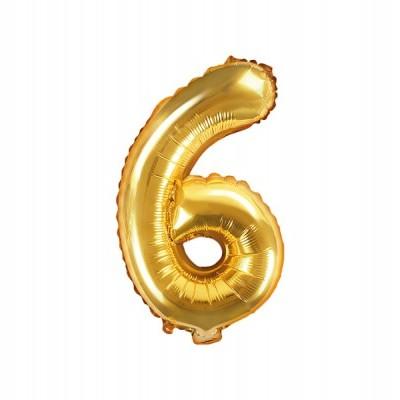 Balão 35cm  6 - Dourado