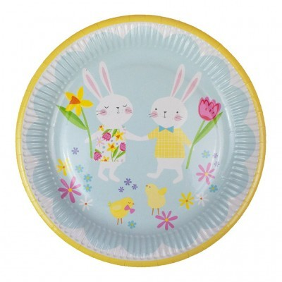 Pratos Hot To Easter,pk/8