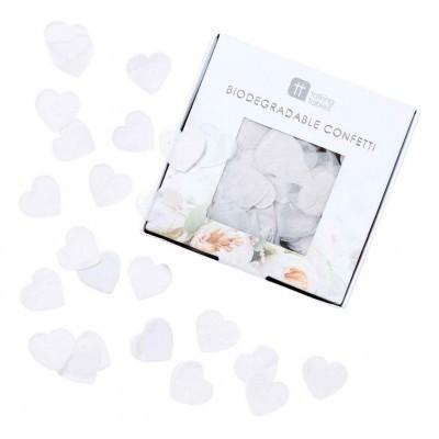 Confettis Modern Romance Branco
