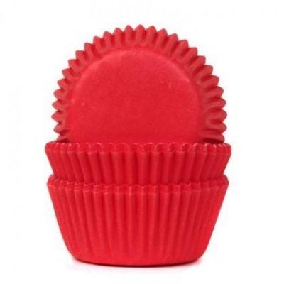 Formas Mini Cupake Red Velvet pk/60, HOM