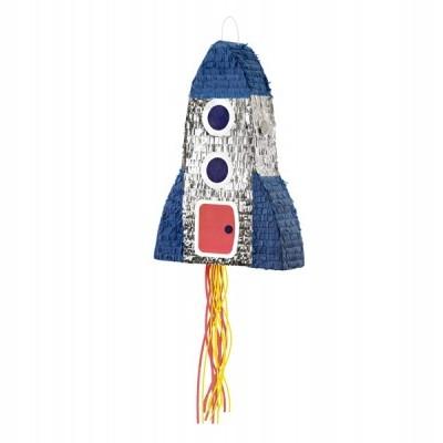 Pinhata - Rocket, 45.5x69.5x14cm