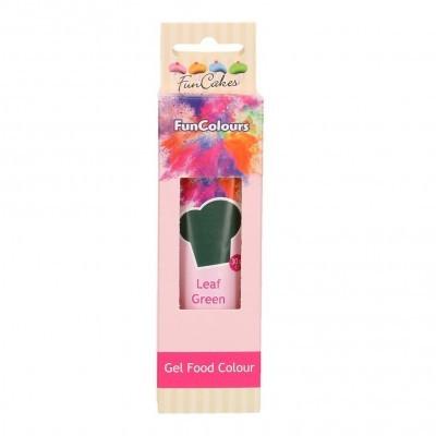 Corante Concentrado Gel - Leaf Green 30gr