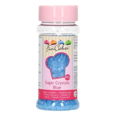 Açucar Colorido Azul 80gr