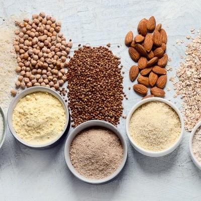 Farinhas e Cereais