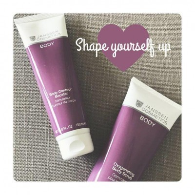 Duo Perfect Body (Oxygenating Body  Scrub 200ml + Body Contour Booster 150ml)
