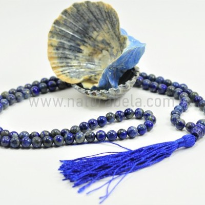 JapaMala de Lapis Lazuli 6mm