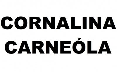 CORNALINA/CARNEÓLA