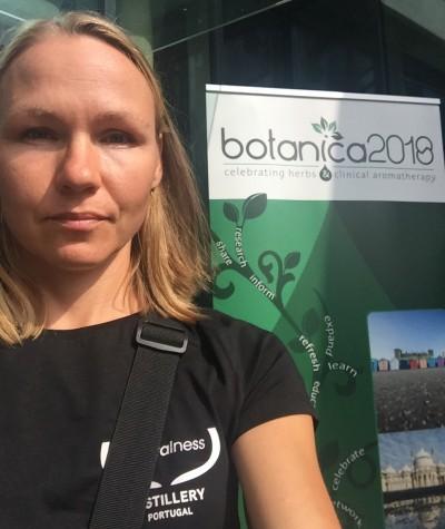 Naturalness at Botanica 2020 conference!