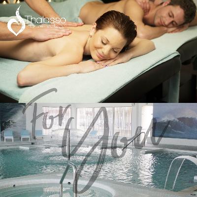 Circuito Thalasso + Massagem de relaxamento