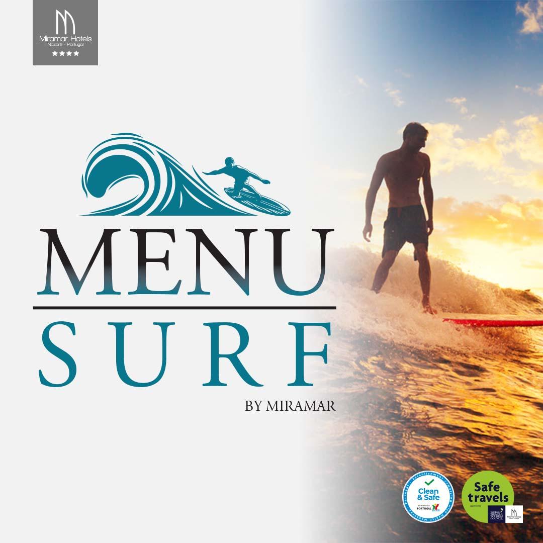Menu Surf
