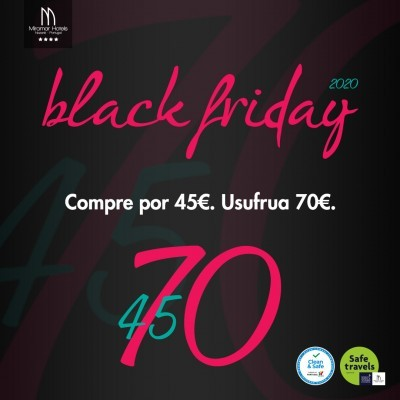 BLACK FRIDAY - Compre 45€ leve 70€
