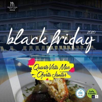 BLACK FRIDAY - Uma noite com Jantar Oferta