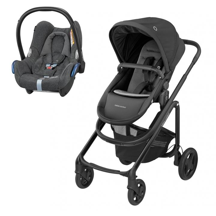 Bébéconfort Lila CP + Cabriofix