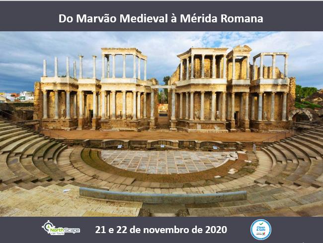 Autocarros | Guias | Seguros - Marvão Medieval à Mérida Romana