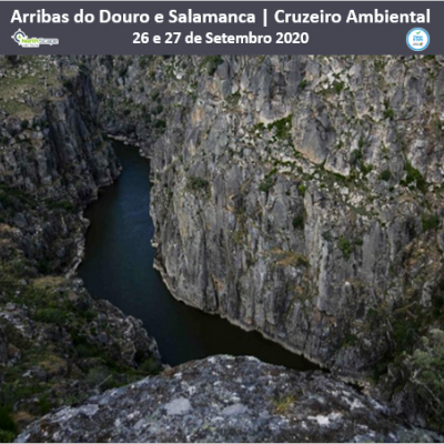 Alojamento Q.Duplo c/Meia Pensão *1 noite | Autocarro | Guias | Seguro | Cruzeiro Ambiental - Salamanca e Miranda do Douro