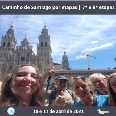 Caminho de Santiago por etapas - Caminho Central 7ª e 8ª etapas | Credencial | Guias | Seguro | Transporte | Alojamento