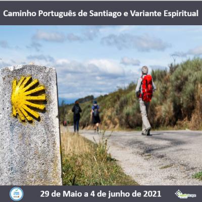 Caminho Português de Santiago e Variante Espiritual   Credencial   Guias   Seguro   Transporte   Alojamento