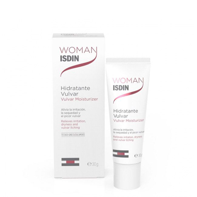 Isdin - Woman Hidratante Vulvar 30gr